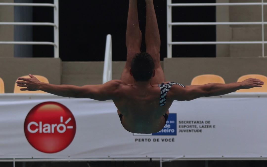 Talking H2O with Terry Robinson PT, ATC & Head Athletic Trainer for USA Diving